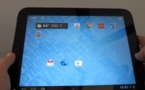 Android 4.1 Jelly Bean sur le HP Touchpad