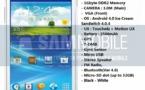 Une photo du Samsung Galaxy Player YP-GP1 ?