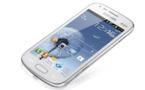 Le Samsung S Duos (dual Sim) en France en Septembre