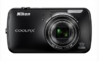 Nikon Coolpix S800c - Le premier appareil Photo sous Android