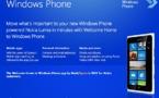 Transférer le contenu d'un iPhone ou Android vers un Windows Phone