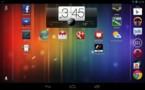 Mise à jour Android 4.1.2 sur Nexus 7 et Galaxy Nexus