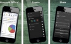 CloudON - Microsoft Office sur iPhone, iPad et Android en français