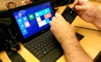 Connexion d'un Lumia 920 avec une Microsoft Surface