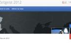 Google - La rétrospective 2012 - Zeitgeist 2012