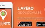 L'appero - La géolocalisation au service de l'apéritif - #LeWeb12