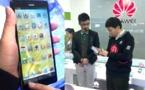 Huawei Ascend Mate - Un écran de 6,1 pouces (photos et video)