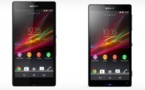 Sony Xperia Z et Xperia ZL - Photos officielles