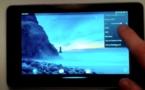 Open webOS sur la Nexus 7