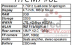 HTC M7 - pour le CES 2013 ? ...  Plutt au MWC