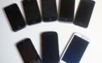 Les évolutions des smartphones Apple et Samsung depuis 2007