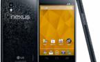 Le Nexus 4 de nouveau en vente en Février