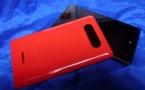 Nokia Lumia 820 - Imprimez votre propre coque en 3D