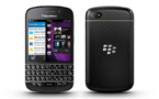 Blackberry Q10 - En France en Avril 2013