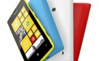 MWC 2013: Nokia officialise les Lumia 520 et 720