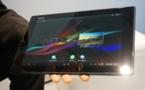 Tablette Sony Xperia Z - Toutes les infos, les prix et tests vidéos