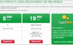 NRJ Mobile lance ses nouveaux forfaits Woot et Ultimate Speed