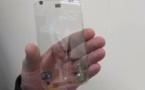 Un smartphone transparent bientôt commercialisé?