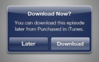 """Apple - Une nouvelle option """"Télécharger plus tard ou maintenant"""" va arriver sur iTunes Store"""
