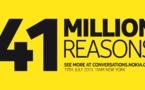 Nokia vous donne 41 millions de raisons de regarder de plus près son blog le 11 juillet 2013