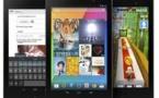 La Nexus 7 cuvée 2013 est arrivée