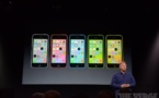 Le nouvel iPhone 5C - Le lowcost façon Apple à 600€