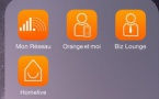 Mon Réseau - Orange améliore son application iOS et Android