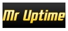 Mr Uptime logo