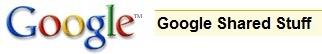 Google Share Stuff - le bookmarking selon Google