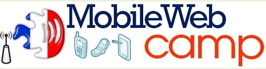MobileWebCamp à Paris le 13 Octobre