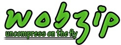 logo de WobZip