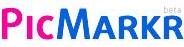 PicMarkr vous permet de marquer vos photos en ligne