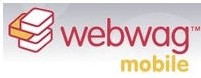 Webwag - La V2 en ligne, la version iPhone pour tous et une nomination aux Global Mobile Adwards 2008