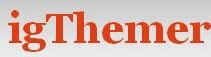 igThemer - le premier éditeur de thèmes pour iGoogle basé sur l'API de Google