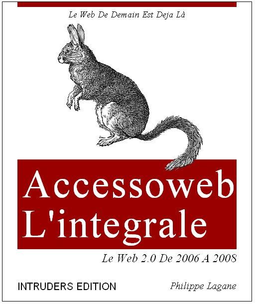 AccessOWeb, le livre - Bientôt en librairie