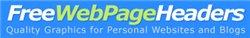 Des headers gratuits pour vos sites ou blogs