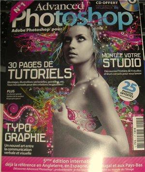 Advanced Photoshop - Le magasine dédié au monde de l'image
