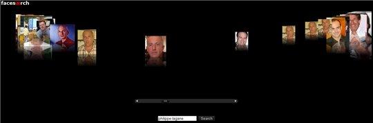 Facesaerch - Moteur de recherche facial
