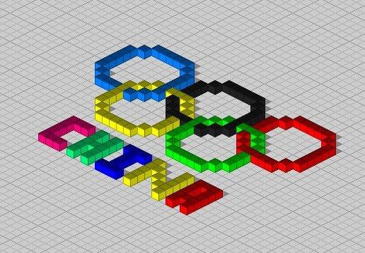 Cubescape me fait replonger dans mon enfance LEGO :)