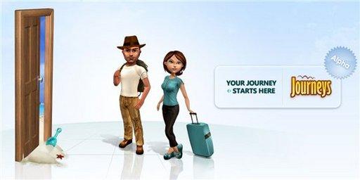 Journeys - Bienvenue dans les voyages virtuels