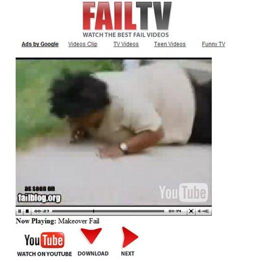 FailTV - Histoire de rire ... un peu