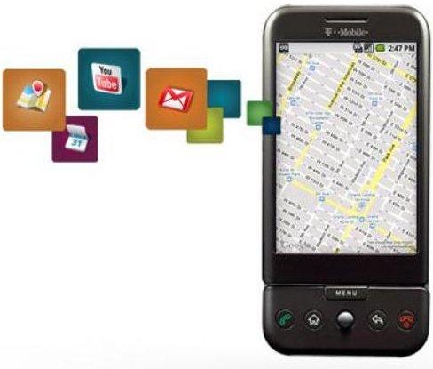 HTC G1 Android - 1.5 Millions de téléphones en pré-commande