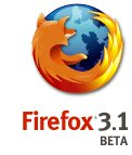 Firefox 3.1 beta 1 disponible