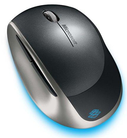 [Anniversaire AccessOWeb ] Microsoft offre une toute nouvelle souris mini explorer Bluetrack