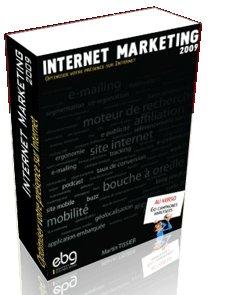 [Anniversaire AccessOWeb ] Martin Tissier offre 1 exemplaire du livre Internet Marketing 2009