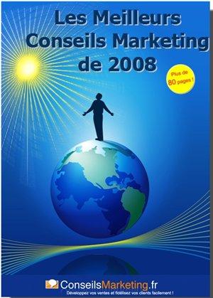L'eBook gratuit de Conseils Marketing
