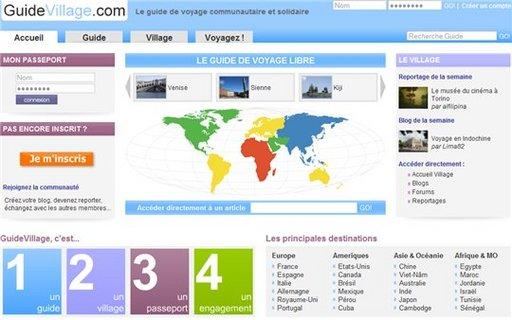 GuideVillage - Le Wikipédia du guide de voyage