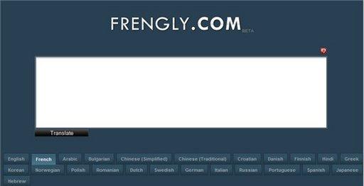 Frengly - Traduction en ligne gratuite