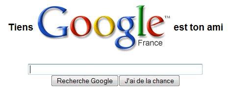 Google est ton ami - le script qui confirme la règle