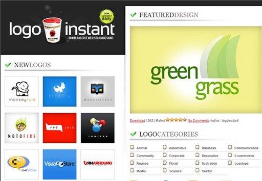 Logo Instant - Des logos professionnels en téléchargement gratuit